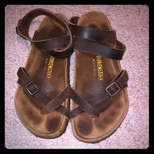 Birkenstock Mayari Sandals 38